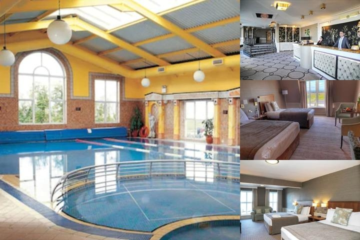 Yeats Country Hotel Spa & Leisure Club photo collage