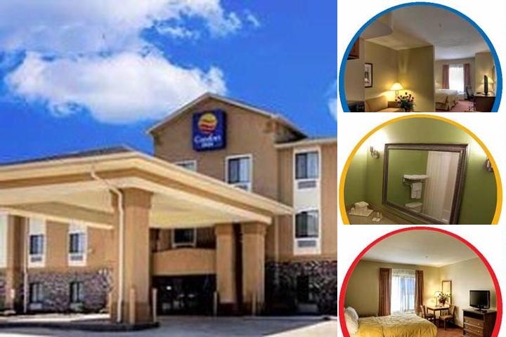 Comfort Inn New Orleans Airport photo collage