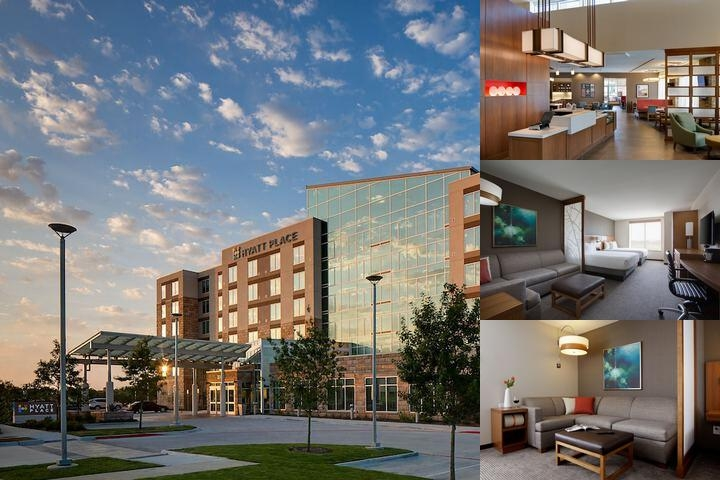 Hyatt Place Dfw photo collage