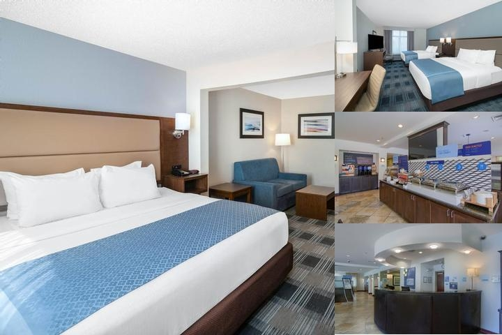 Holiday Inn Express Mobile photo collage