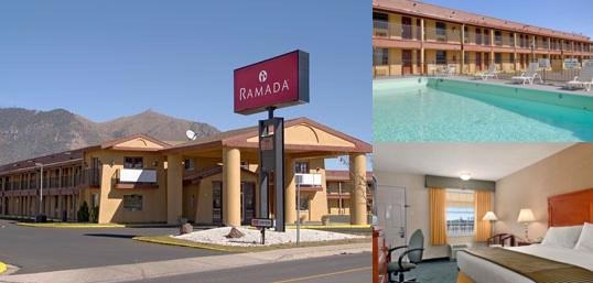 Ramada Flagstaff East photo collage