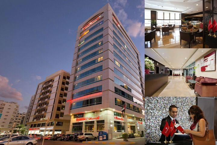 Ramada Downtown Hotel Abu Dhabi photo collage