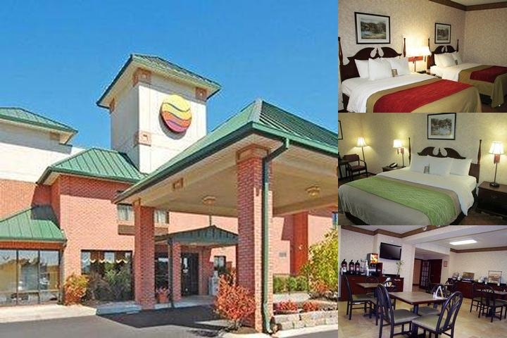Comfort Inn Lenoir City photo collage