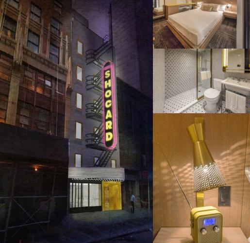 Hotel Shocard photo collage