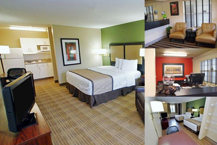 Extended Stay America Tulsa Central photo collage