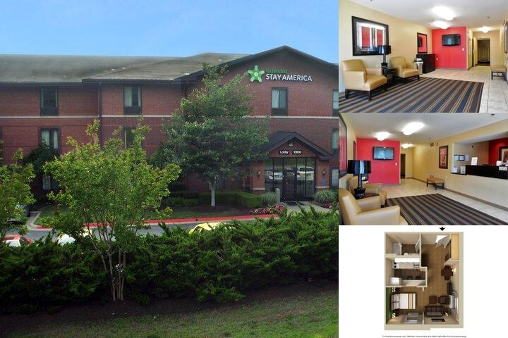 Extended Stay America Little Rock West Little photo collage