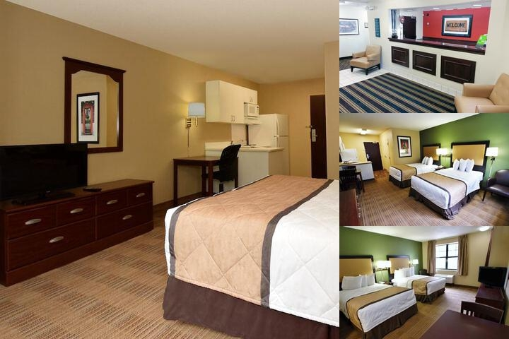 Extended Stay America Oklahoma City Airport photo collage