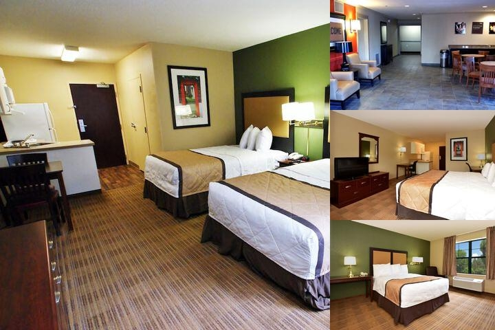Extended Stay America Oklahoma City Nw Expressway photo collage