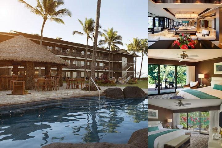 Koa Kea Hotel & Resort photo collage