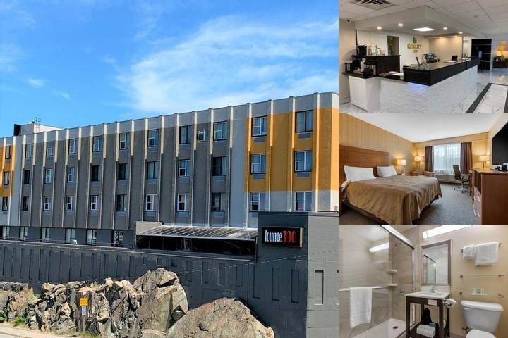 Quality Inn & Conference Centre photo collage