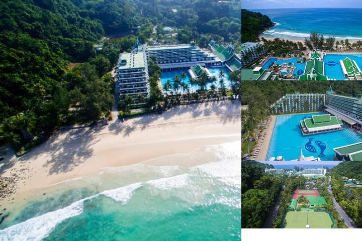 Le Meridien Phuket Beach Resort photo collage