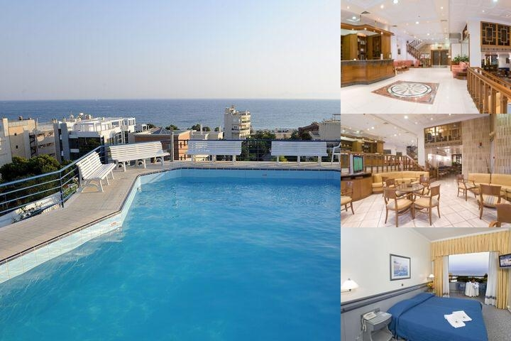 Emmantina Hotel photo collage
