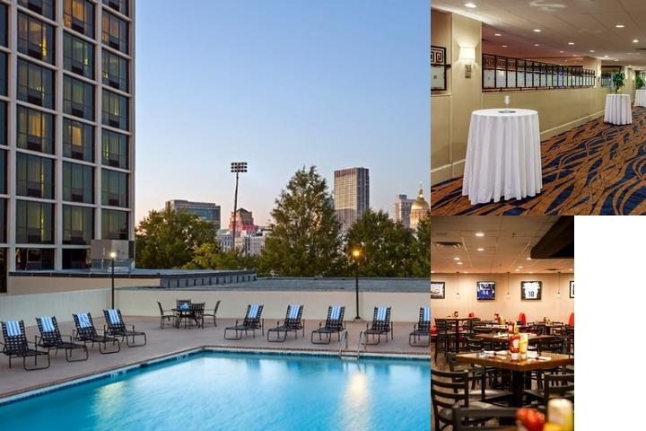 Ramada Plaza Atlanta Downtown photo collage
