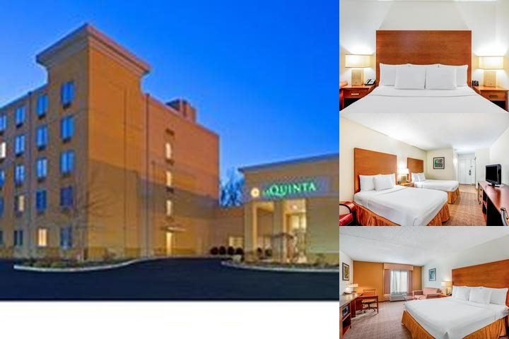 La Quinta Inn & Suites Danbury by Wyndham photo collage