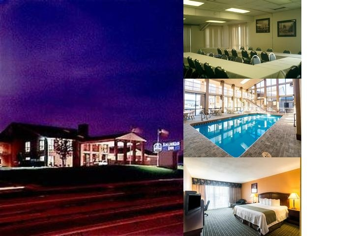 Quality Inn West Medical Center photo collage