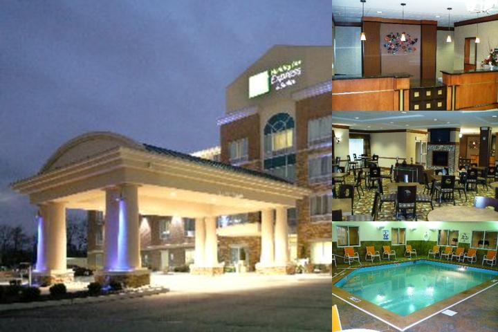 Holiday Inn Express & Suites Cincinnati Mason photo collage
