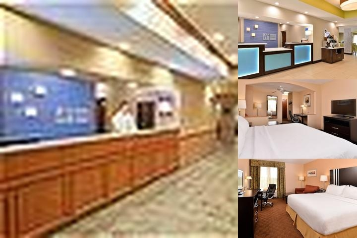 Holiday Inn Express & Suites Blue Ash photo collage
