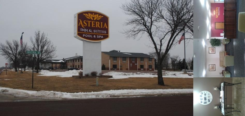 Asteria Inn & Suites photo collage
