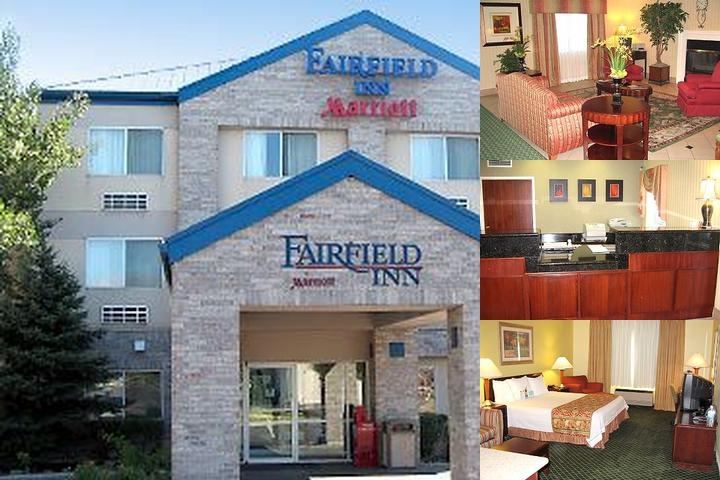 Fairfield Inn by Marriott Provo photo collage