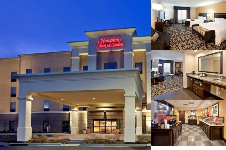 Hampton Inn & Suites Columbia / South photo collage