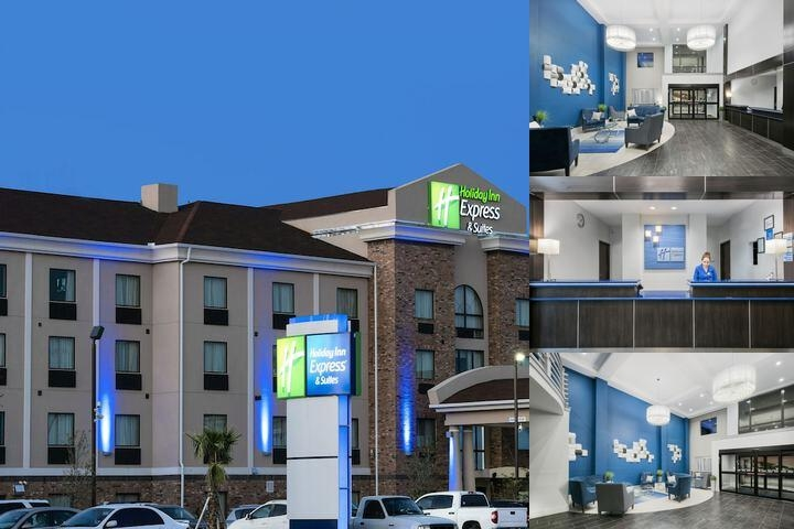 Holiday Inn Express & Suites Houston Int'l photo collage