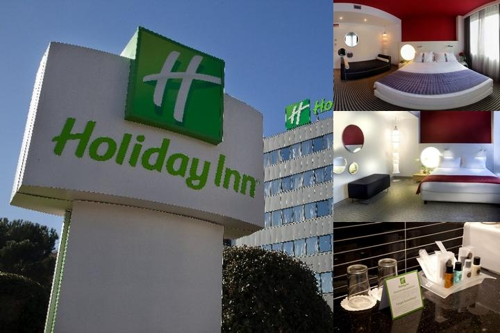 Holiday Inn Rome Pisana photo collage