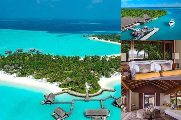 One & Only Reethi Rah photo collage