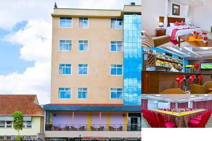 Mash Park Hotel Nrb photo collage