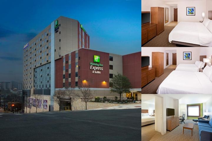 Holiday Inn Express Austin Downtown University photo collage
