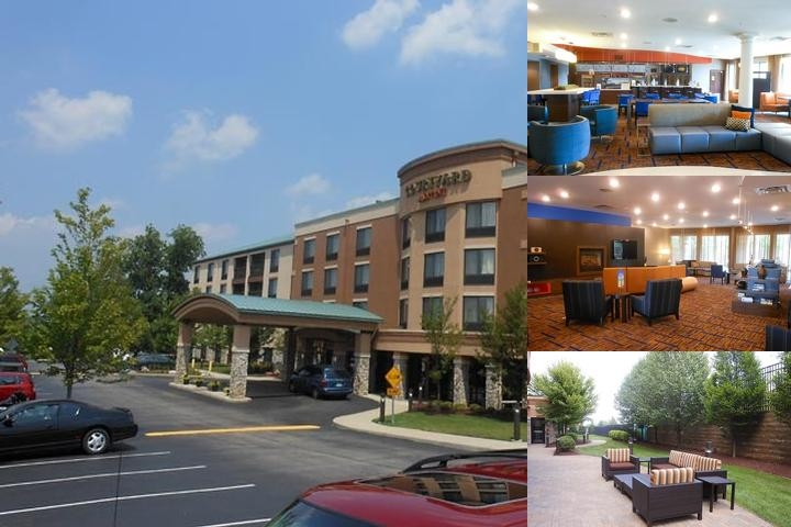 Courtyard by Marriott Monroeville photo collage