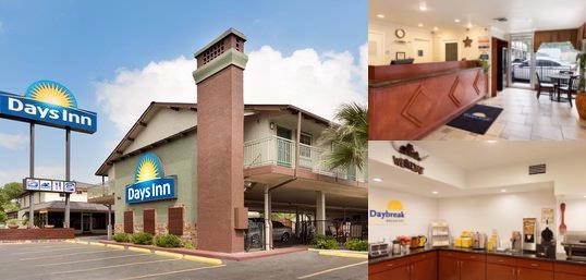 Days Inn University Downtown photo collage