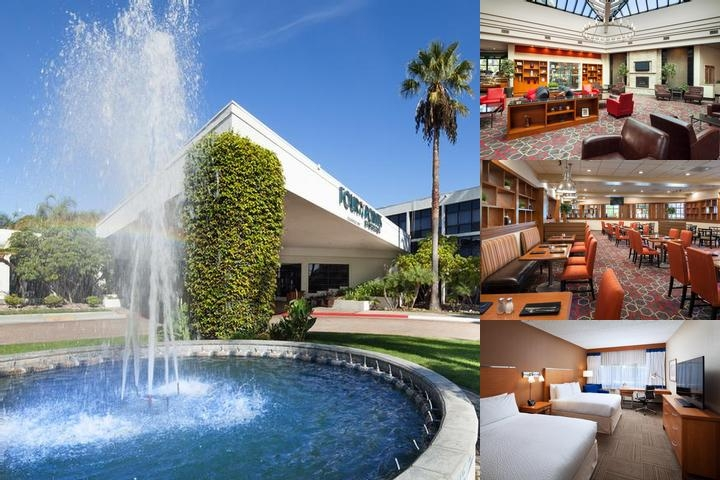 Four Points by Sheraton San Diego photo collage