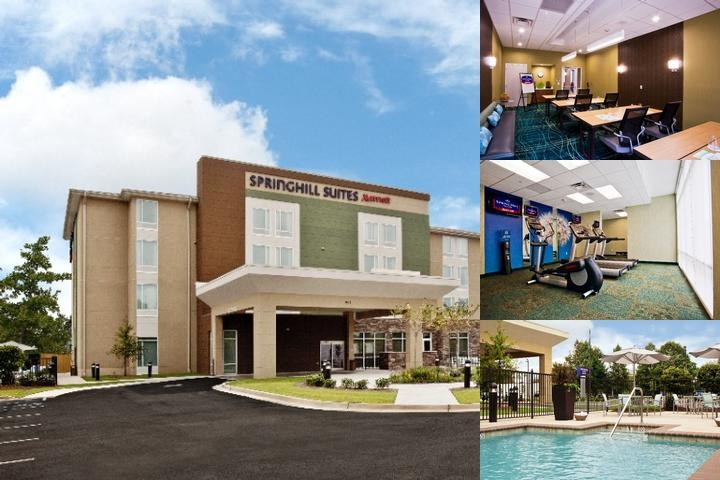 Springhill Suites Mobile photo collage