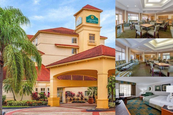 La Quinta Inn & Suites West photo collage