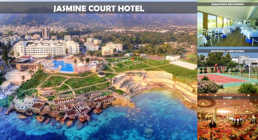 Jasmine Court Hotel & Casino photo collage