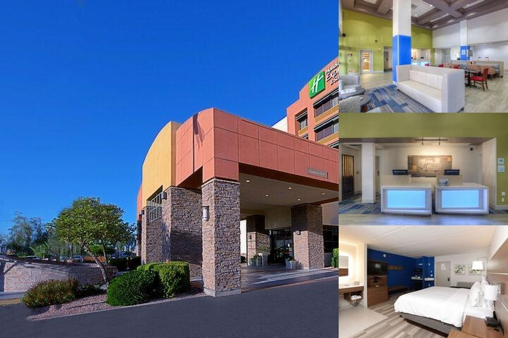Holiday Inn Express & Suites Tempe photo collage