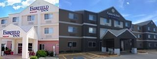 Hudson Fairfield Inn by Marriott photo collage