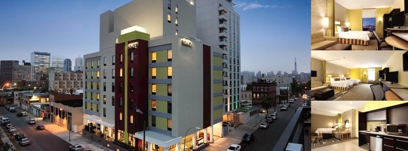 Home 2 Suites Long Island City Manhattan View photo collage