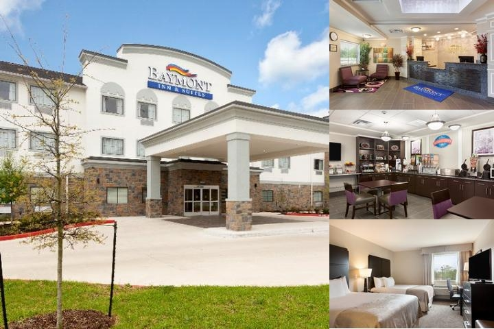 Baymont Inn & Suites College Station photo collage