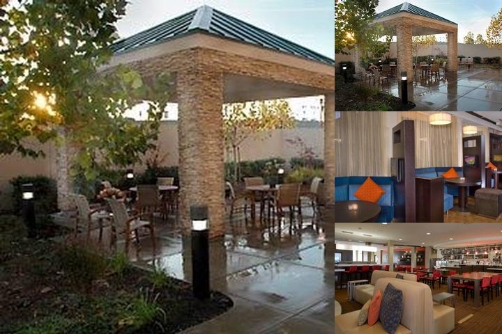 Courtyard by Marriott Folsom photo collage