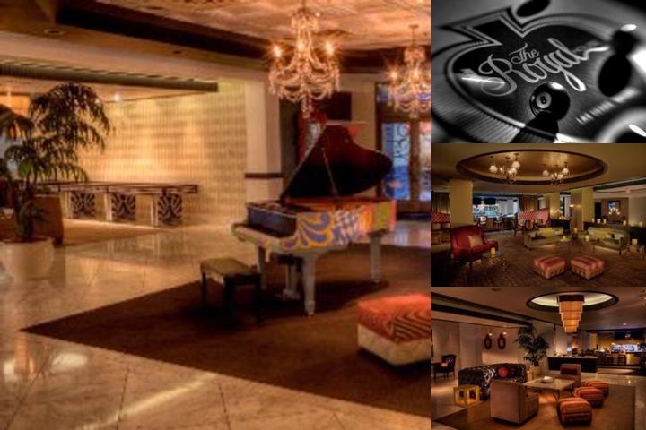 Royal Resort Photo Collage