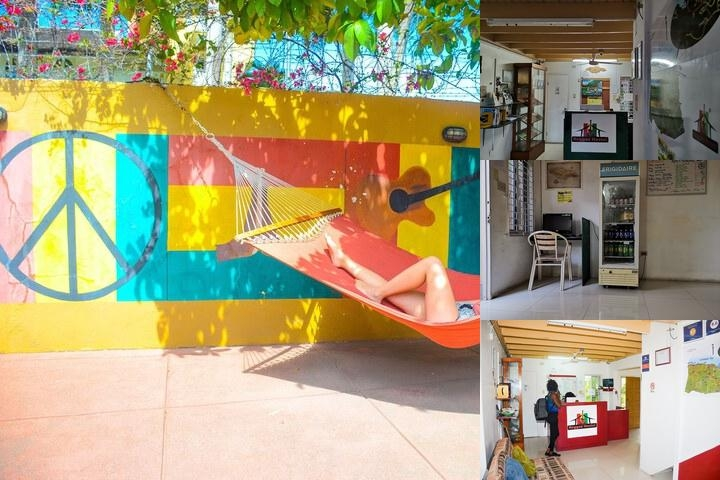Reggae Hostel Ocho Rios photo collage