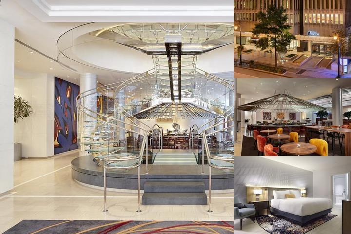 Hotel Indigo Atlanta Downtown Atlanta Ga 230 Peachtree Ne 30303