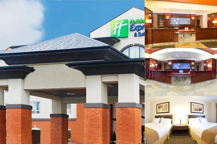 Holiday Inn Express & Suites Slave Lake photo collage