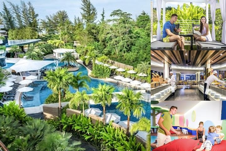 Novotel Phuket Karon Beach Resort & Spa photo collage