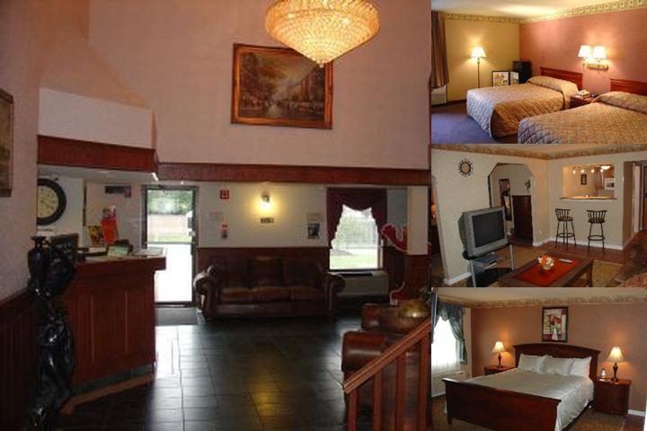Quality Inn Levittown Bensalem photo collage