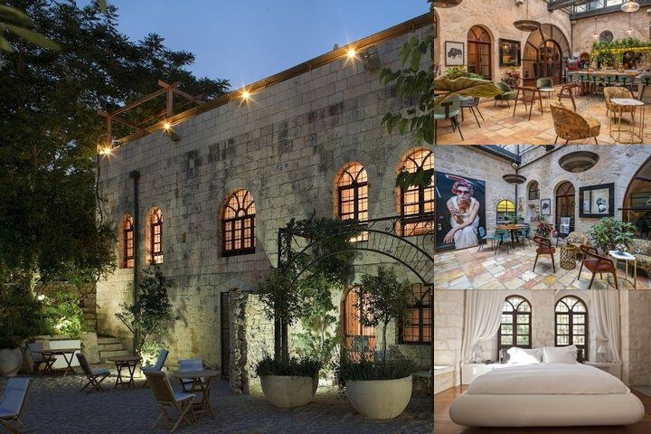 Alegra Boutique Hotel photo collage
