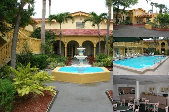 La Quinta Inn St. Petersburg photo collage