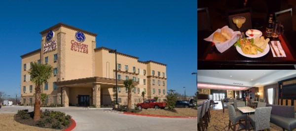 Comfort Suites Buda South Austin photo collage
