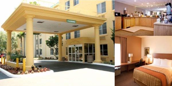 La Quinta Inn East photo collage